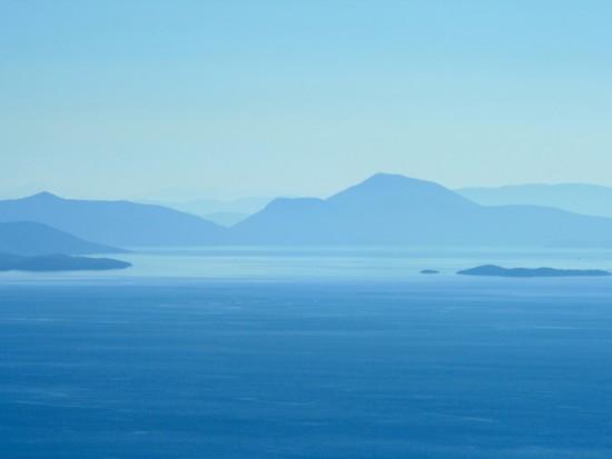 Синий горизонт